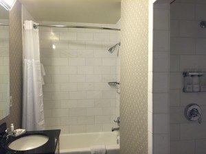 Sir Francis Drake double shower bathroom 2016-04
