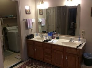 Master Bathroom Remodel Richmond