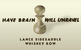 Lance Sidesaddle's Funnybusiness Card