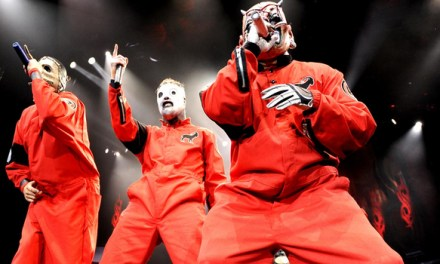 Slipknot, os novos cabezas de cartaz do Resurrection Fest