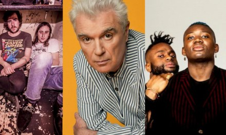 Disco Las Palmeras!, David Byrne, Young Fathers… Top semanal 09/03/18