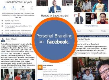 Personal Branding Facebook