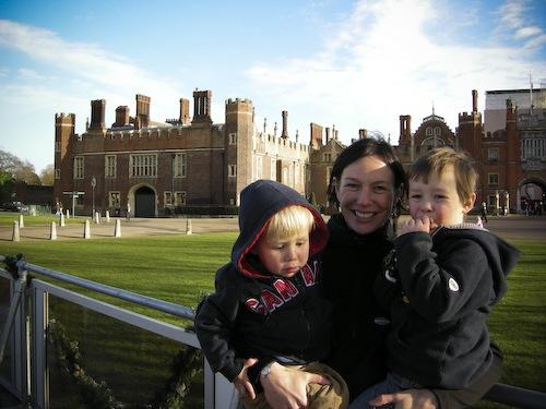Hampton CourtPalace