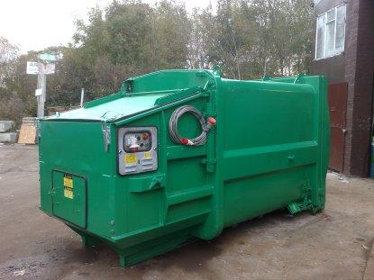 Portable Compactor - Skip-Lift