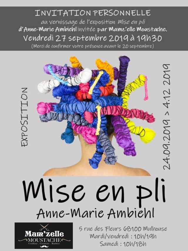 Anne-Marie Ambiehl expo sept 2019