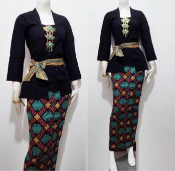 kebaya batik1
