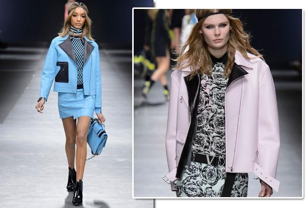 Versace - Inverno 2016-2017 (Foto: Imaxtree)