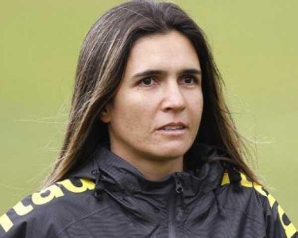 Emily Lima, nova treinadora da seleção feminina de futebol (Foto: Rafael Ribeiro/CBF/Divulgação)