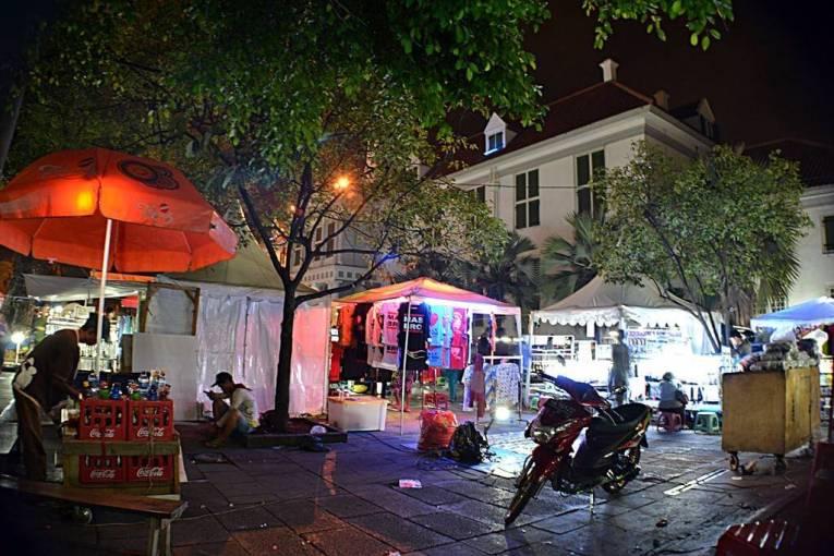 Sudut Kota Tua Jakarta