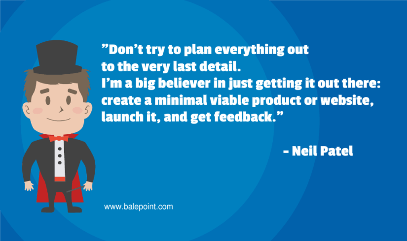 Blogger Quote Neil Patel