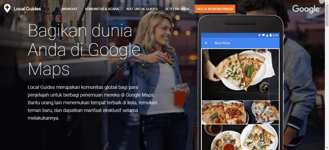 Google Local Guides Jakarta Meetup: Pertama Kali di Tahun 2016!