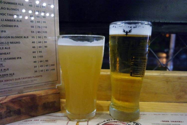 Signature beer di Quan Ut Ut