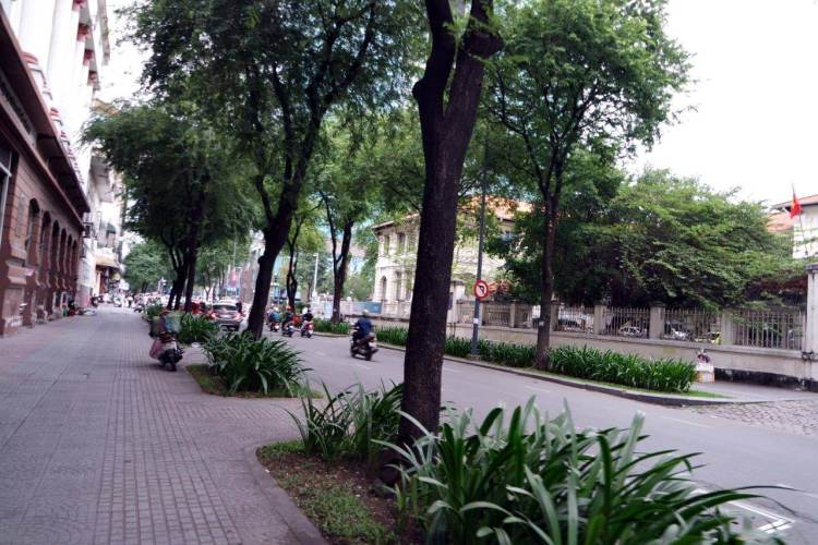 Jalanan yang ramah bagi pedestrian