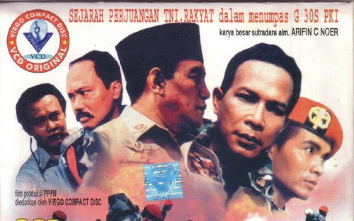 [30DMC] Day 04 – Your Favorite Horror Movie: Penumpasan Pengkhianatan G30S/PKI
