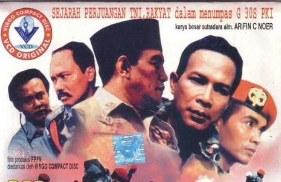[30DMC] Day 04 – Your Favorite Horror Movie: Penumpasan Pengkhianatan G30S/PKI