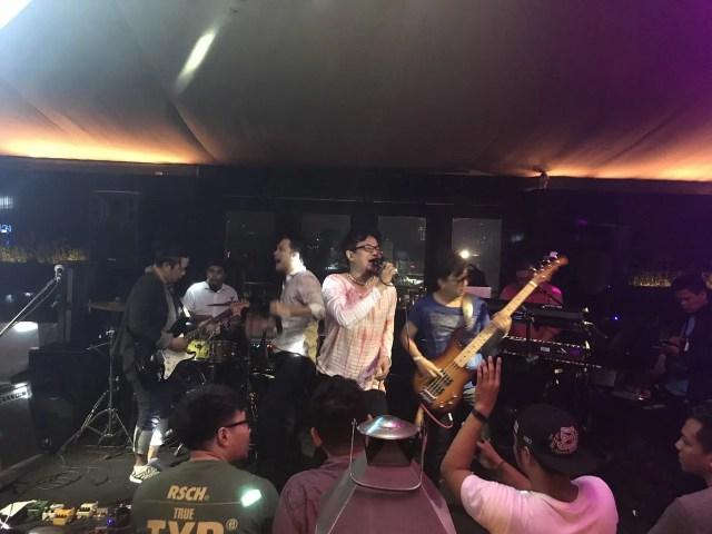 Java Jive di Kemang Juli 2017