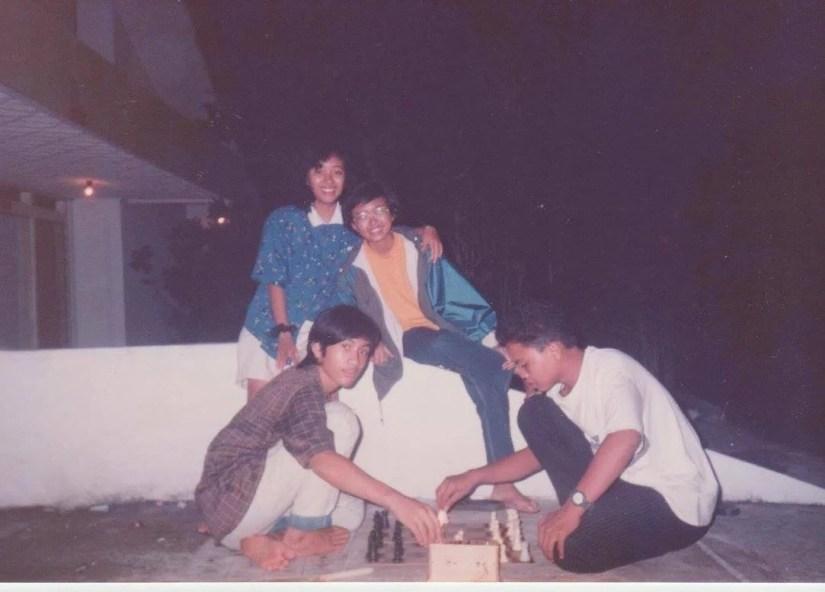 Kejurnas Catur Jakarta 1992 - Wisma Haji Ciputat