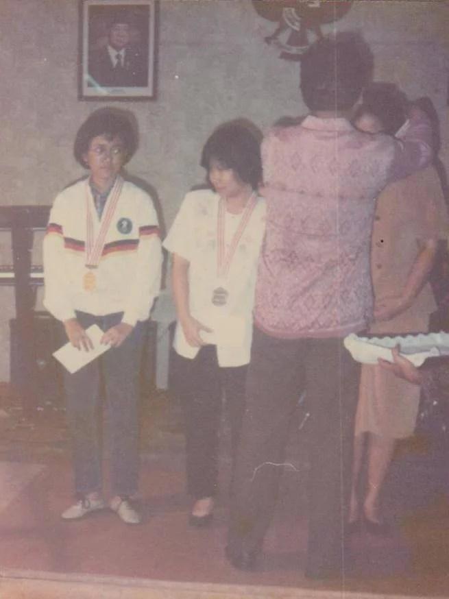 Kejurnas Catur Indonesia Senior Wanita 1992