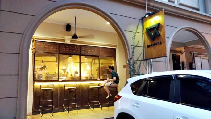 Bermvda Cafe PIK