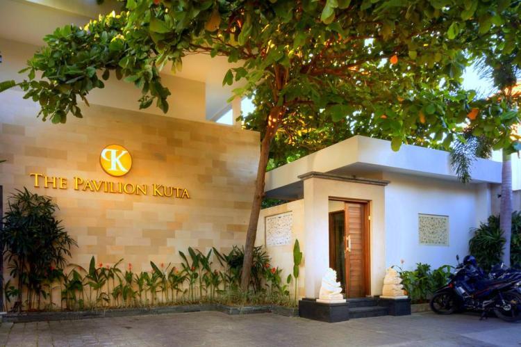 Rekomendasi Hotel Kuta - The Pavilion Hotel Kuta