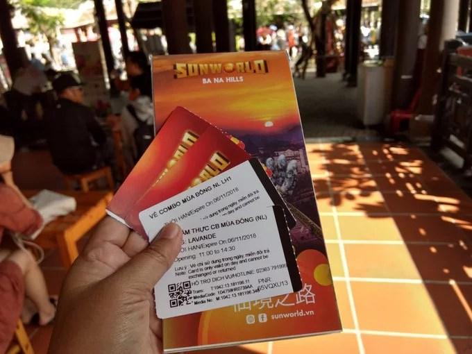 Tiket Masuk Ba Na Hills Vietnam