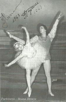 Ileana Iliescu si Gabriel Popescu