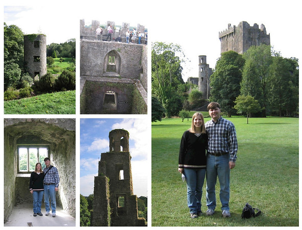 Blarney collage