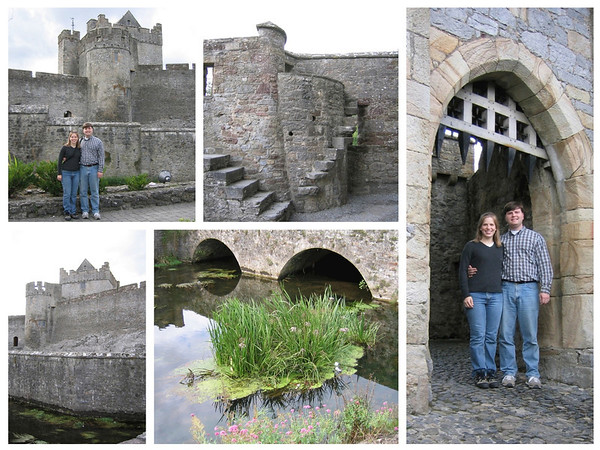 Cahir collage