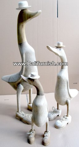 Bamboo Wood Ducks