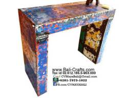 Oildrm1-16 Steel Drum Furniture Bali Indonesia