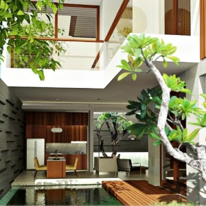 3 BEDROOM VILLA IN UMALAS FOR 25 YRS LEASEHOLD