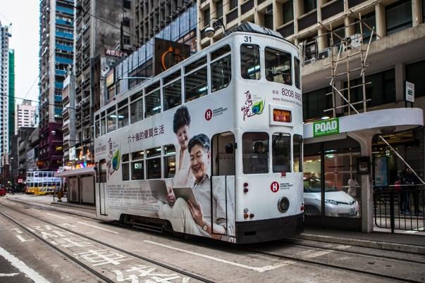 Hongkong-Tram