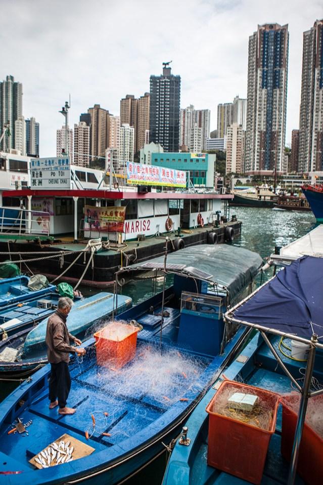 Hongkongs-Fishman
