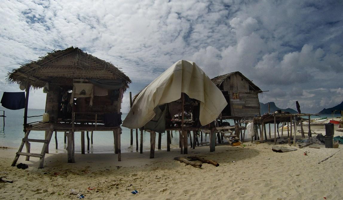 Semporna - Borneo - Malaysia - Island - Village
