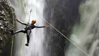 bali, lovina, place, place of interest, place to visit, activities, adventure, gitgit waterfall, canyoning
