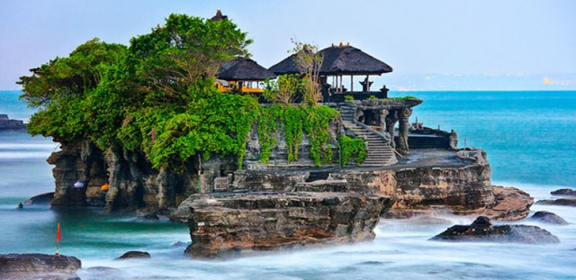 Image result for Tanah lot temple