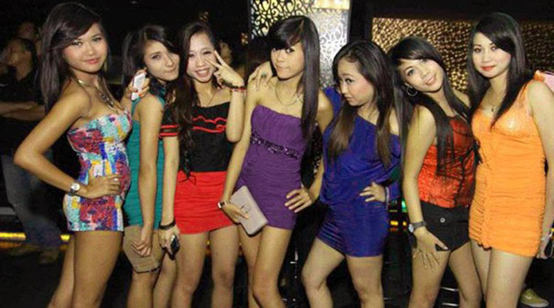 Escorts in Legian