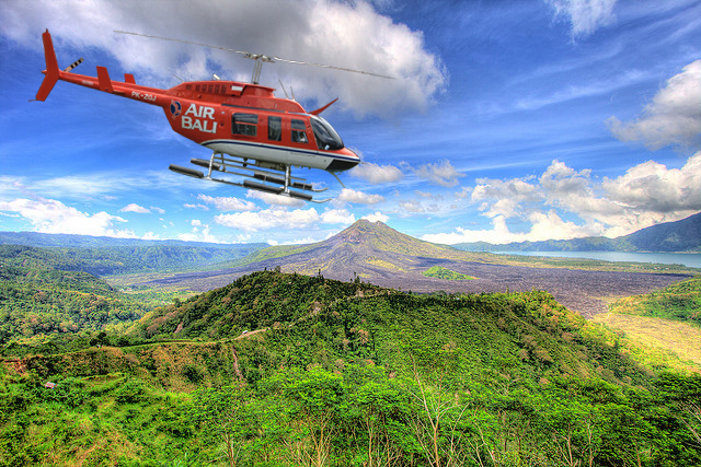 Bali Helicopter Flights