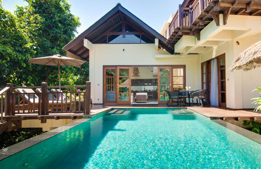 Ungasan Beach Villas - Villa Indah