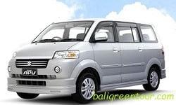Suzuki APV - Bali Car Charter - Bali Green Tour
