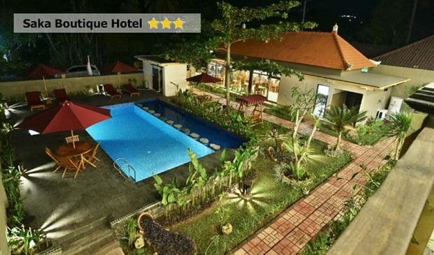 Saka Boutique Hotel Nusa Penida