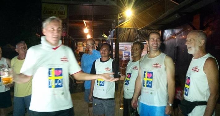 Run #1324 Gold Island Beach Club Serangan