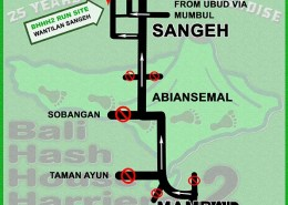 BHHH2 Run 1333 Wantilan Sangeh Monkey Forest