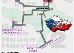 BHHH2 Next Run Map Waterboom Bukit Jati Gianyar