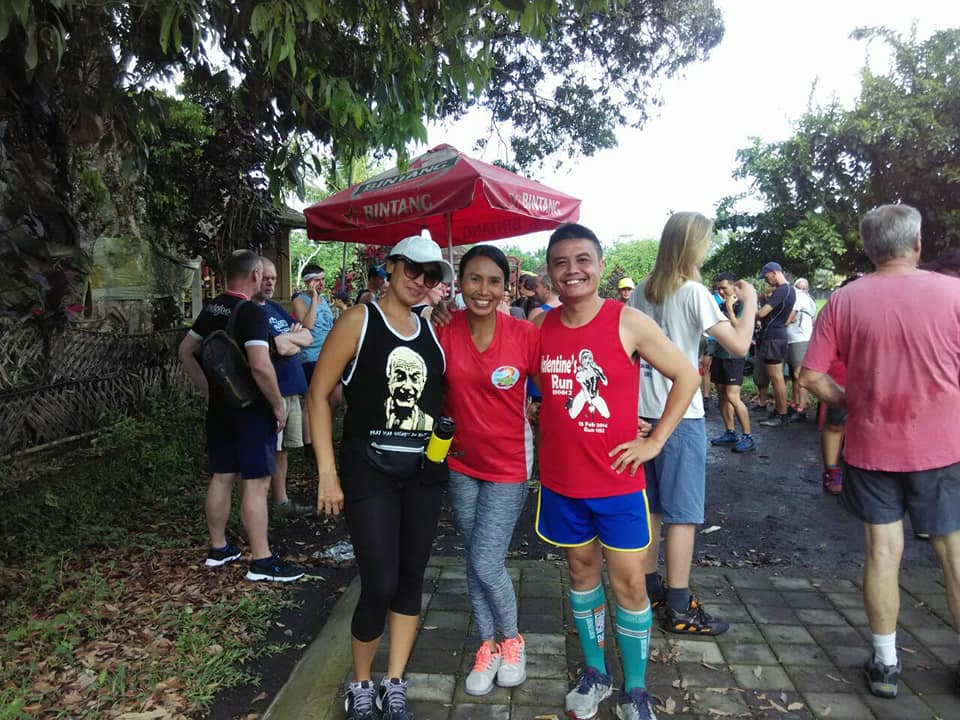 BHHH2 Hash Trash for Run #1348 Lungsiakan Kedewatan Ubud 25-Nov-17