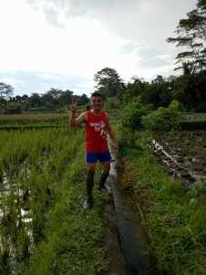 BHHH2 Hash Trash for Run #1348 Lungsiakan Kedewatan Ubud 25-Nov-17