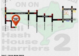 BHHH2 Run 1347 Beraban Kediri Tabanan 18-Nov-17