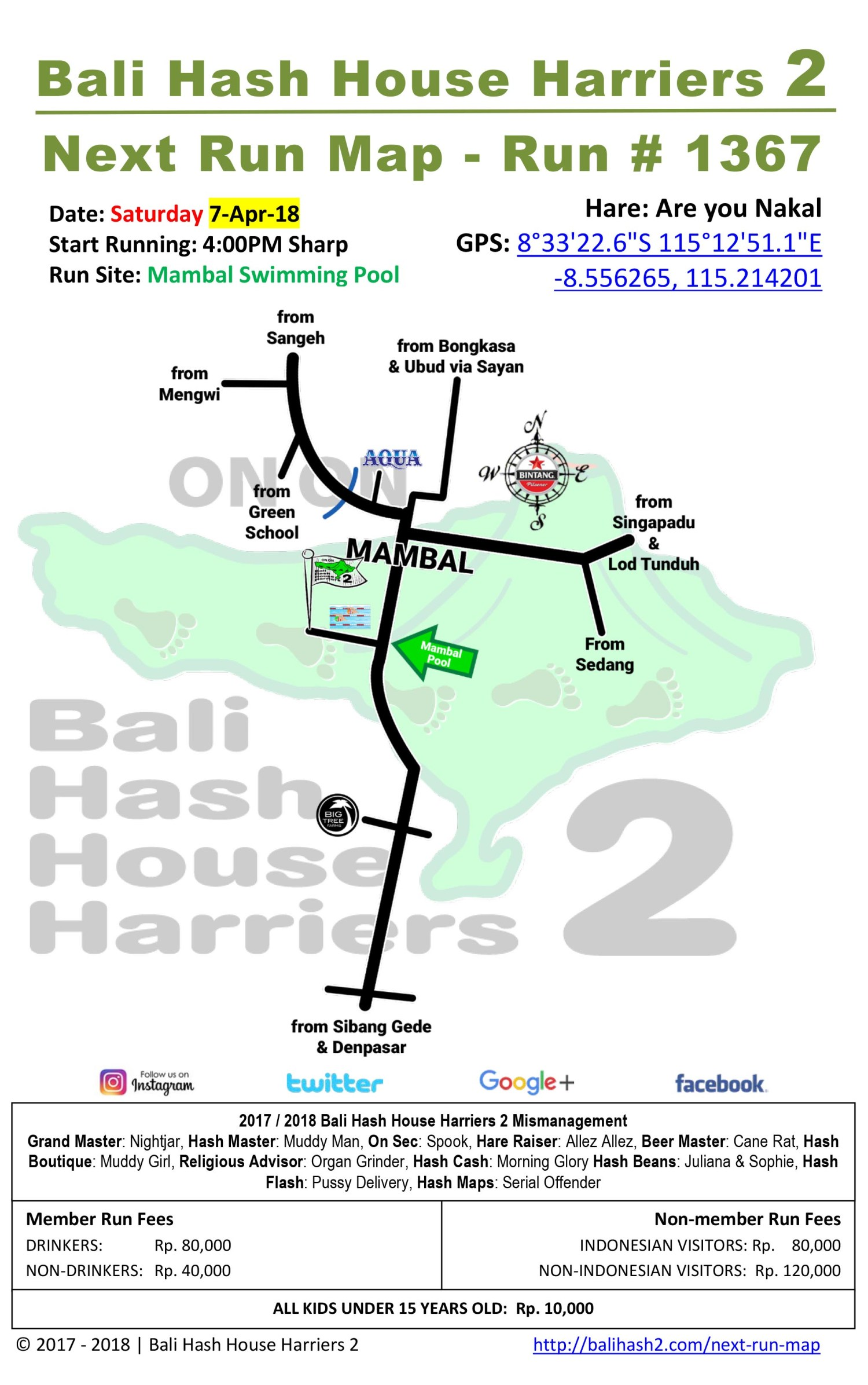 BHHH2-Next-Run-Map-1367-Mambal-Swimming-Pool-Saturday-7-Apr-18.