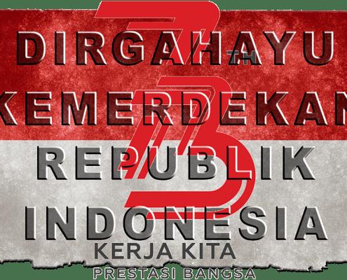 DIRGAHAYU KEMERDEKAN REPUBLIK INDONESIA 73 TAHUN