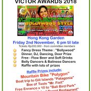 Bali Hash House Harriers 2 24th Annual Victor Awards 2018